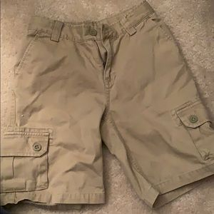 Boys Polo Cargo Shorts Size 7